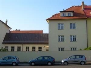 Bytový dům Praha  6
