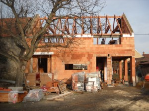Dům Kladno II. první v pořadí