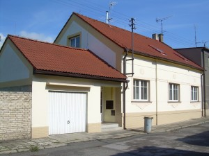Rekonstrukce domu Kladno II.