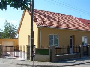 Rekonstrukce domu Kladno III.