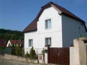 Rekonstrukce domu Kladno IV.
