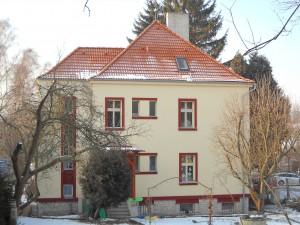 Rekonstrukce domu Nové Strašecí