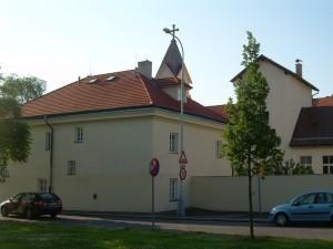 Rekonstrukce kostela Praha 6